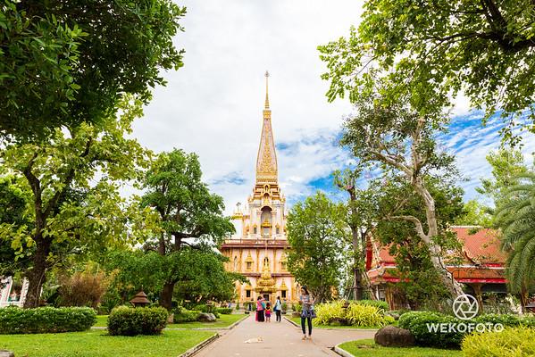 Wat Kalong, Phuket, Thailand