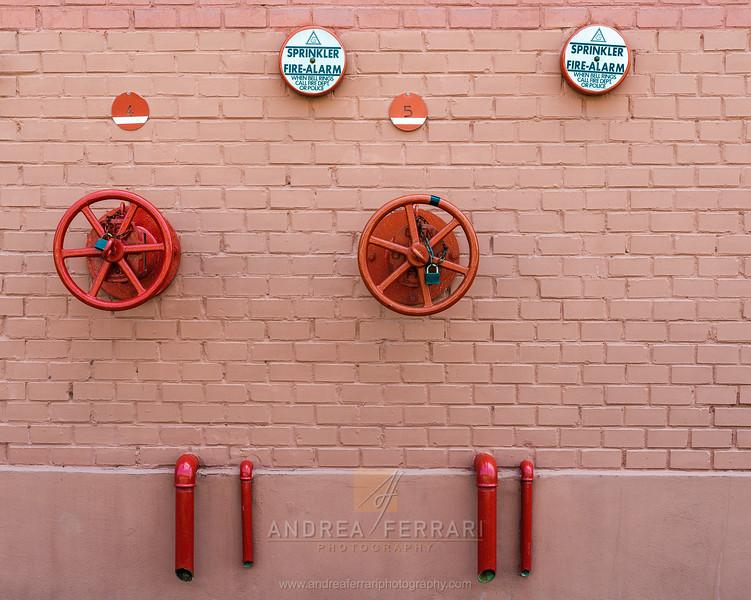 sprinkler fire alarm - 2