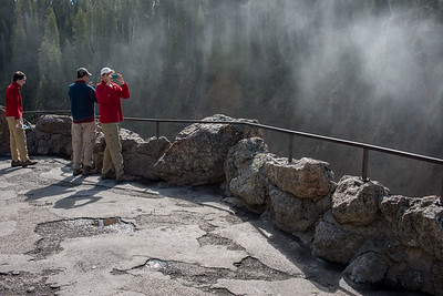Yellowstone River Overlook
