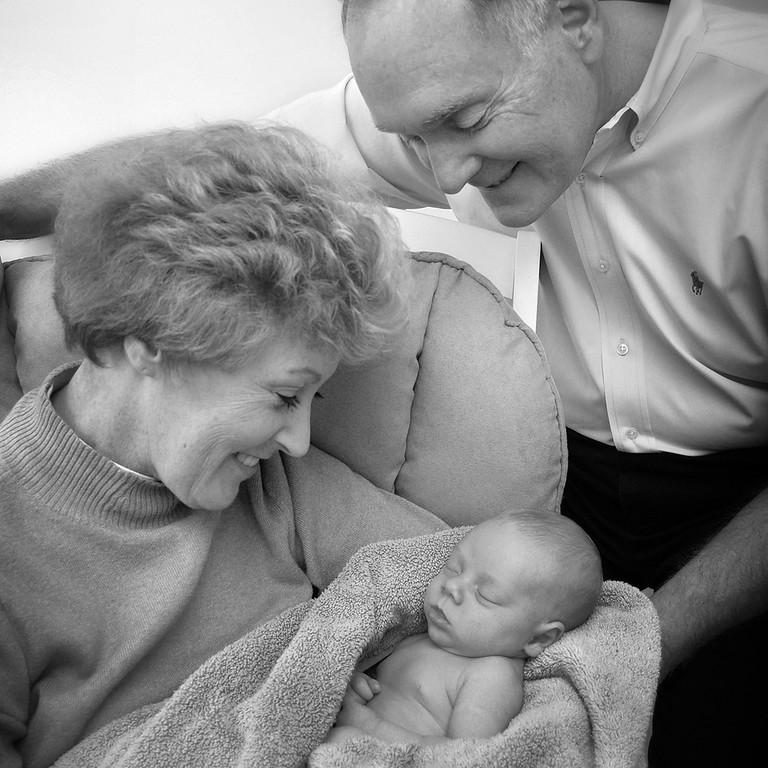 Grandparents...so sweet!