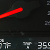 Check out the outside temp...NICE!