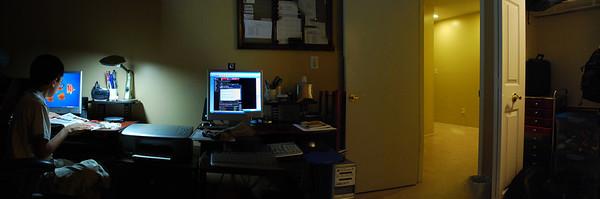 Vestavia Study room panorama