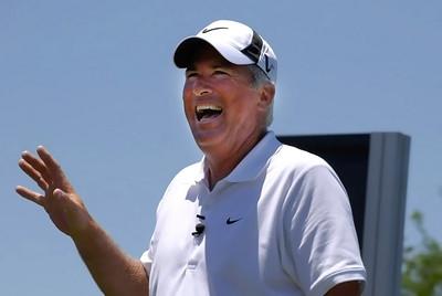 Golf Hall of Famer: Curtis Strange.