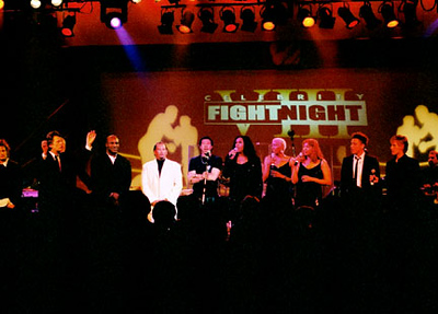 Ali's FIGHT NIGHT Fundraiser.