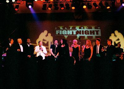 Ali's FIGHT NIGHT Fundraiser.