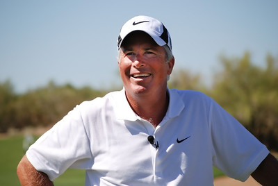 Golf Hall of Famer: Curtis Strange.