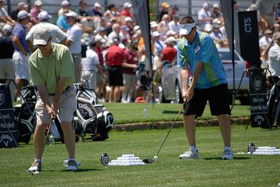 Grayhawk Golf Club event for Cadillac.