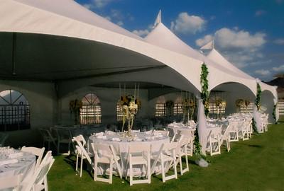 Pre-Event Tent.