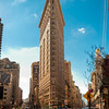 The Flatiron Buildiing