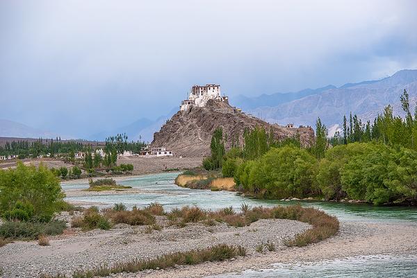 Stakna Monastery (Stakna Gompa) - Leh, Ladakh