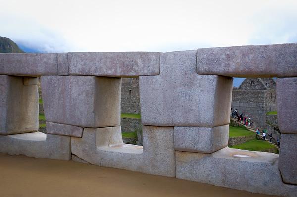 The three window temple