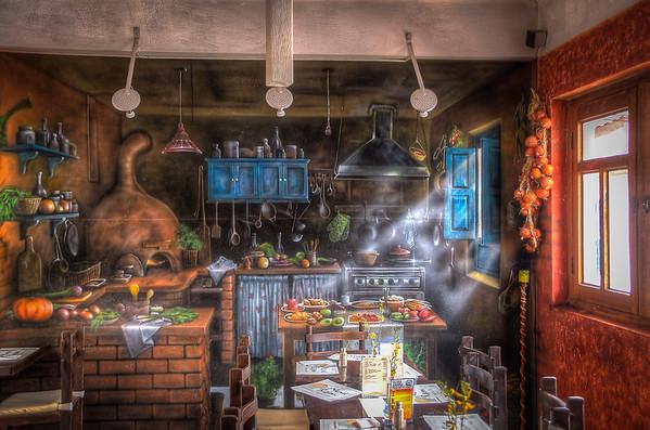 Nuna Raymy - festival of the soul - restaurant in Cuzco