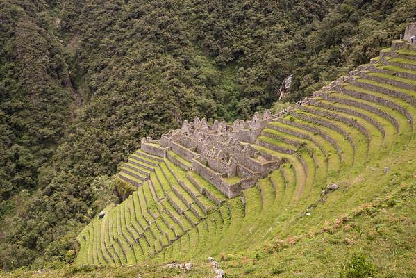 Winay Wayna, Peru