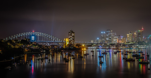 Sydney in colour