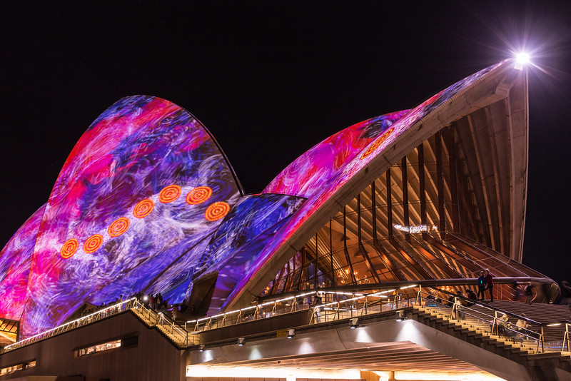 Opera Sydney Vivid 2016