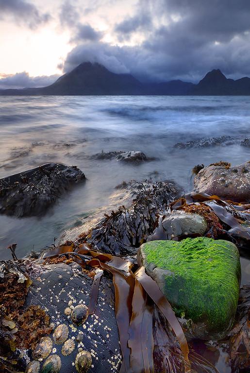 Low tide at Elgol, Isle of Skye, Scotland