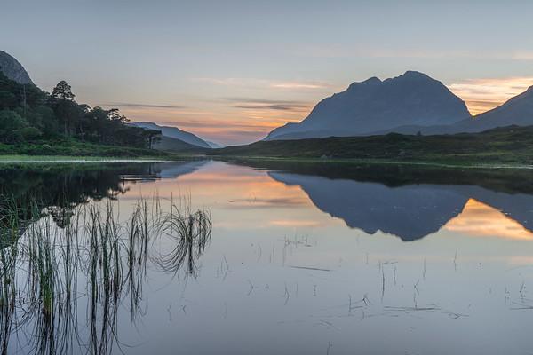 Liathach & Loch Clair