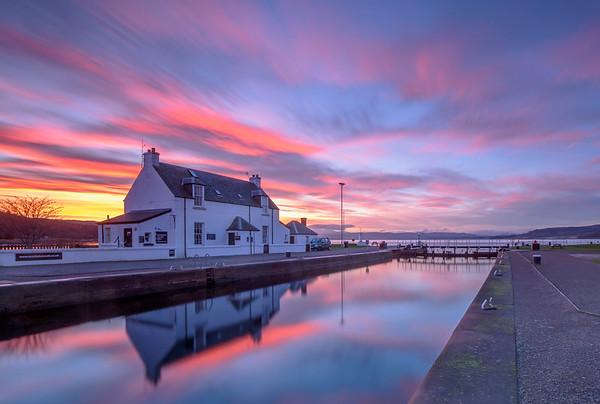 Sealock House, Clachnaharry, Inverness