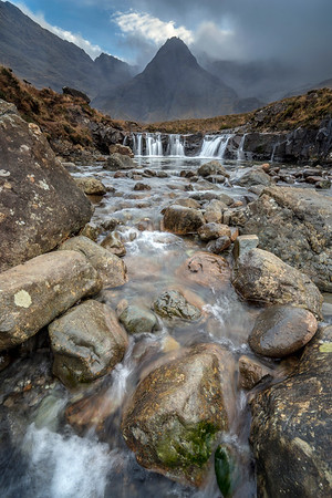 Fairy Pools and the River Brittle