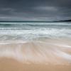 Horgabost beach (wave) Isle of Harris