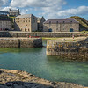 Portsoy Harbour, Banff, Aberdeen-shire