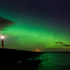 Tarbatness Aurora, Tarbatness Lighthouse, Portmahomack, Easter Ross