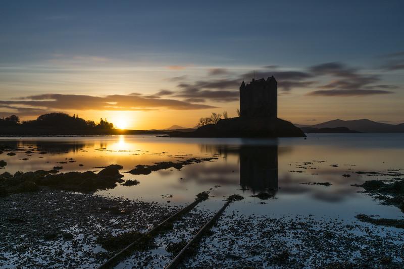 Castle Stalker, Port Appin, Argyll