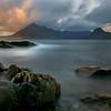 Cuillin Sunset, from Elgol, Isle of Skye