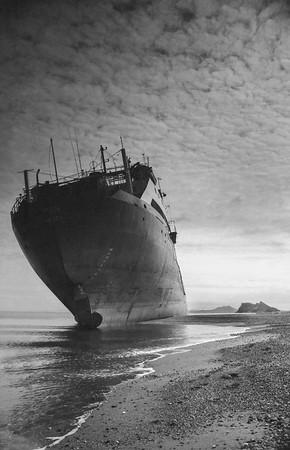 Sotogrande Shipwreck, Sotogrande, Campo de Gibraltar