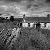 Old Cottage mono