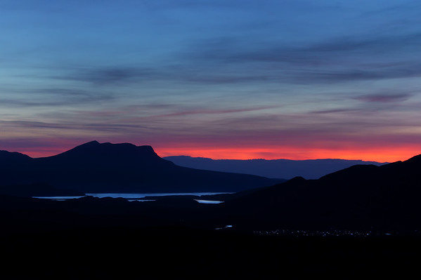 Loch Broom Sunset