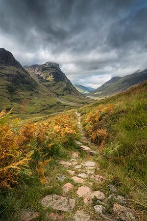 Autumnal Glencoe