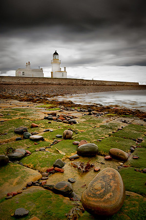 Chanonry Point Lighthouse, Fortrose, Scotland