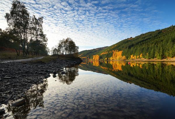 Loch Meig, Strathconon, Ross-shire.