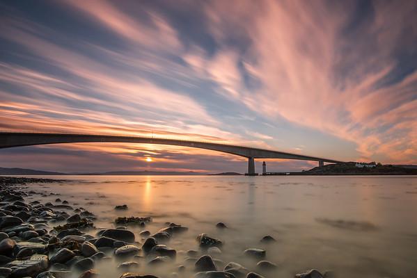Skye Bridge, Kyleakin, Isle of Skye
