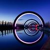 Falkirk Wheel, Falkirk, Clackmannanshire