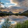 Stac Pollaidh and Loch Cul Dromannan, Assynt