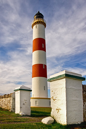 Tarbatness Lighthouse