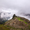 Machu Picchu in the morning