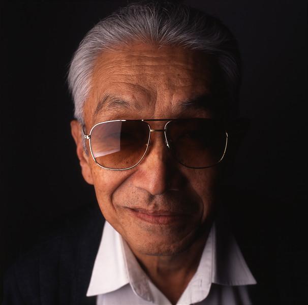 Sr. Kenji, autônomo, São Paulo, 2004, Brasil.