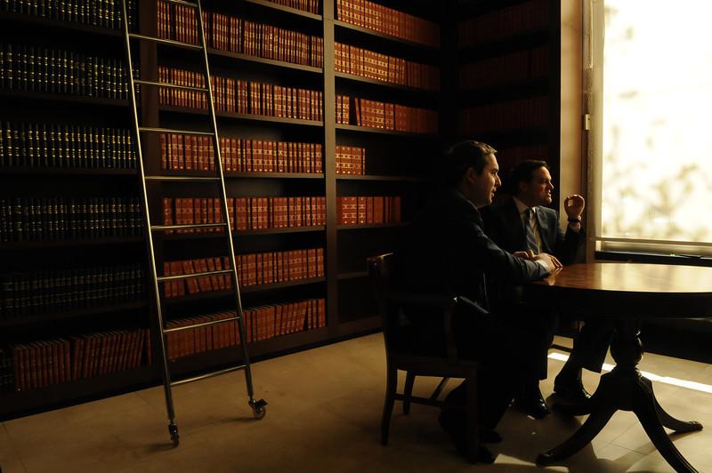 Roberto Lambauer e Ricardo Pagliari Levy, advogados, São Paulo, 2013, Brasil.