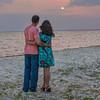 Sunset Couple