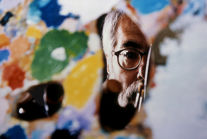 Roberto Magalhães, pintor, Mauá, Rio de Janeiro, 1998, Brasil.
