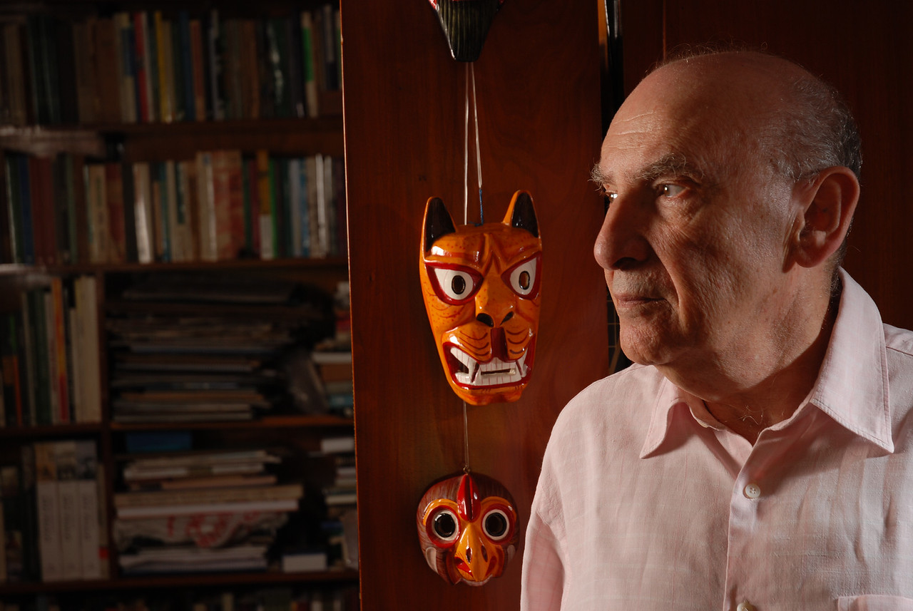 Boris Fausto, professor da USP, São Paulo, 2009, Brasil.