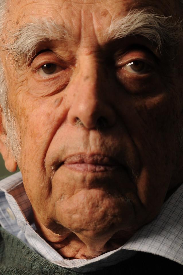 Paulo Nogueira Neto, ambientalista, ex-ministro, São Paulo, 2011, Brasil.