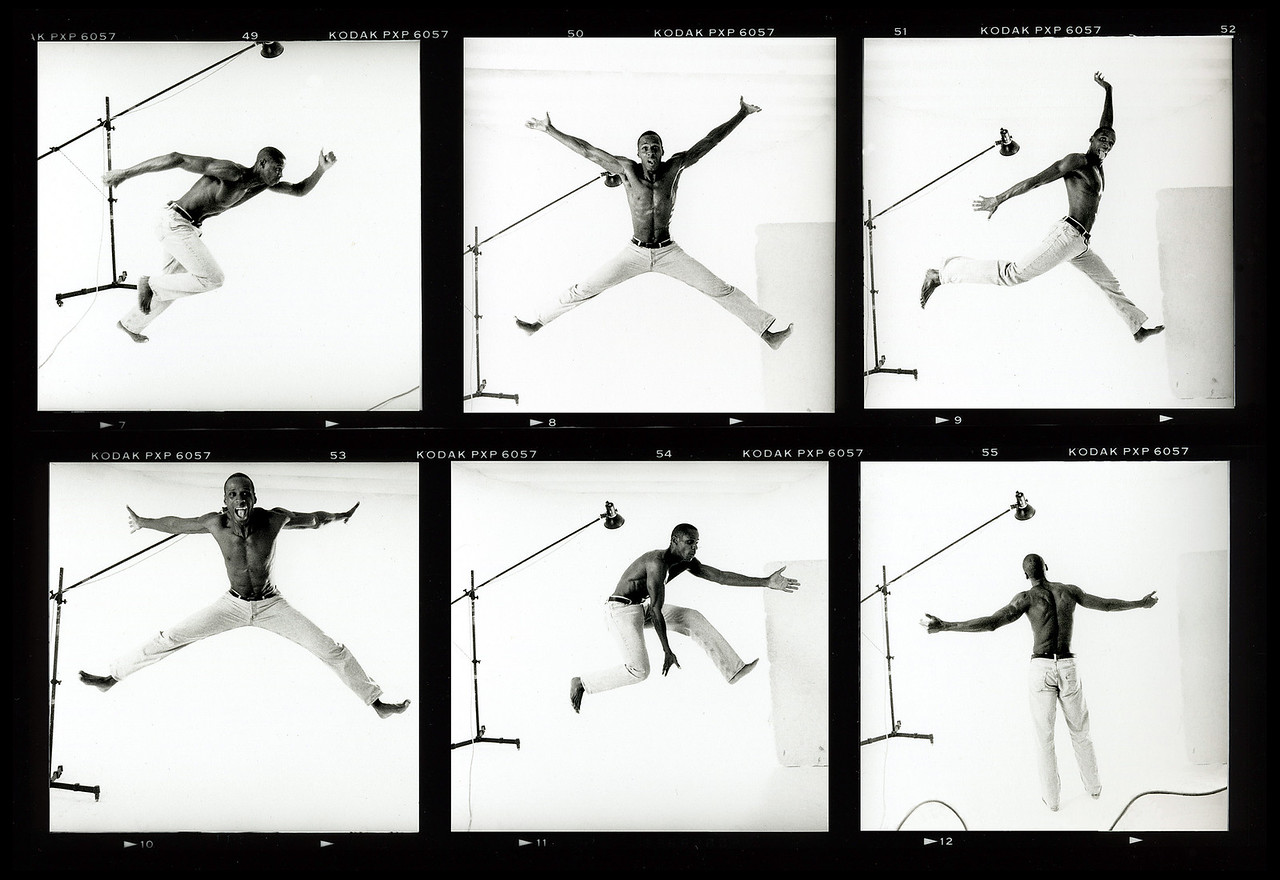 Robson Caetano, atleta, Rio de Janeiro, 1998, Brasil.