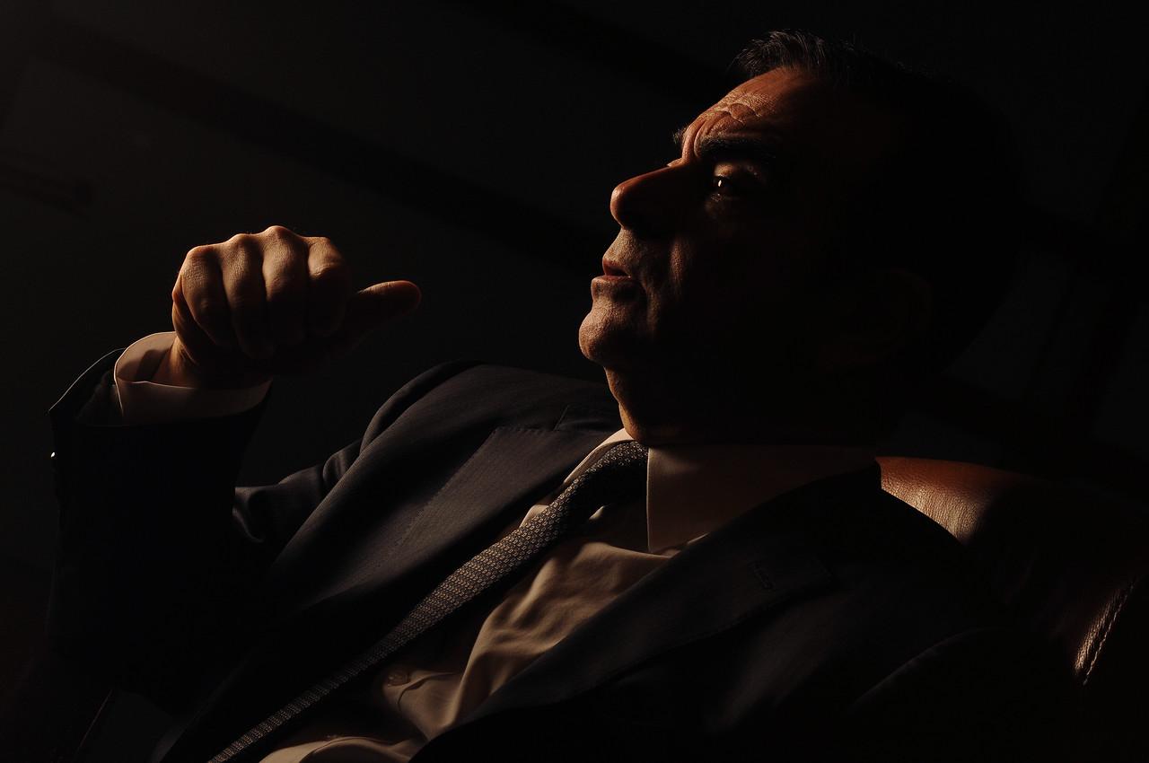 Carlos Ghosn, empresário, São Paulo, 2013, Brasil.