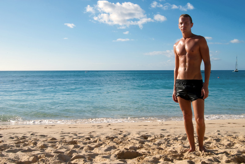 Shot in beautiful Barbados at Harry Smith Beach and Bottom Bay.