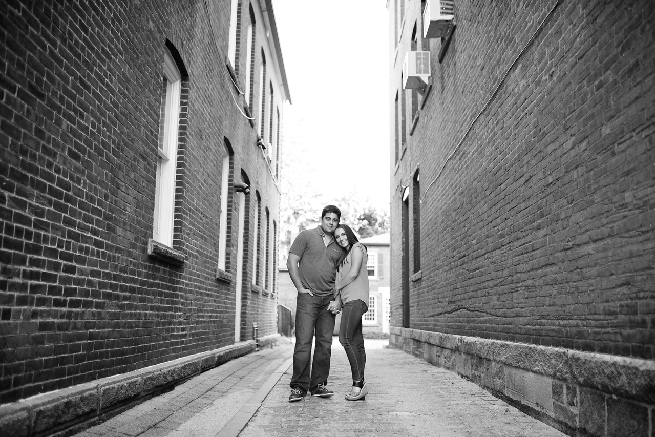 Engagement of Chelsea Swain and Daniel Thurlow. The bride, groom and their immediate families have the right to make reprints without further compensation to Tim Nosenzo. Photos can not be sold. tim@timnosenzophoto.com www.timnosenzophoto.com