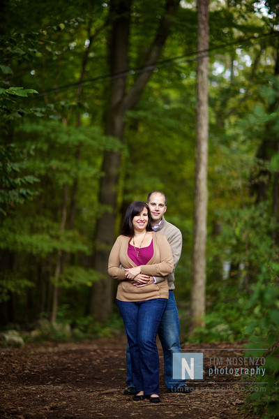 Chrissy + Jeff's Engagement :: Cranbury Park :: Norwalk, CT
